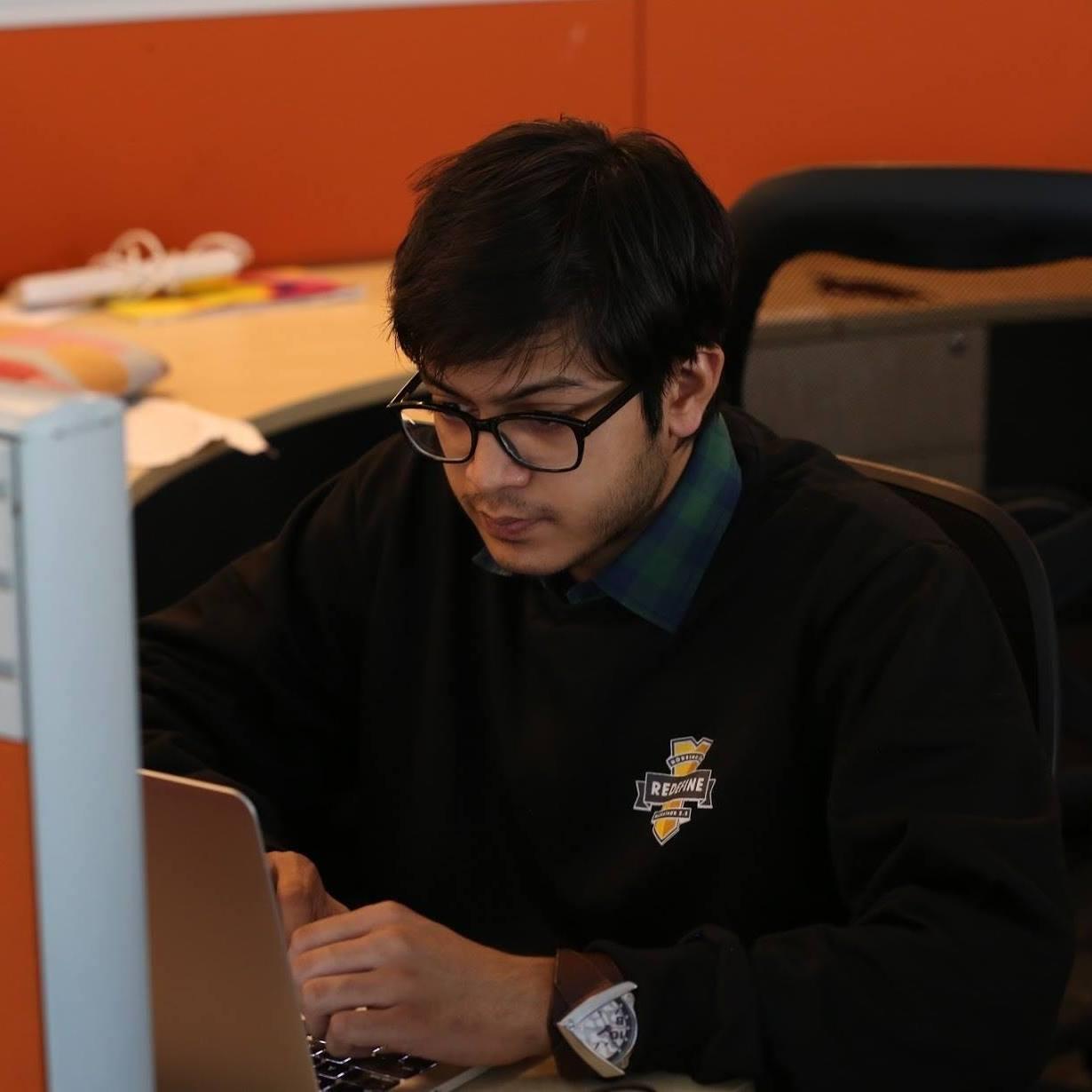 Ayush Lodhi